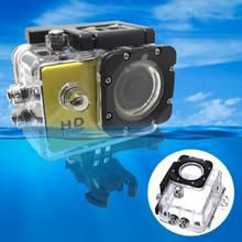 New Outdoor Sport Action Camera Box Case Waterproof Case For Camera Accessories SJ4000 SJ4000+ SJ7000 SJCAM With Black Edition(China)