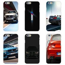 For Samsung Galaxy A3 A5 A7 J1 J2 J3 J5 J7 2015 2016 2017 S8 Plus Soft TPU Silicon Pattern Phone Bmw M5