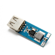 1PC DC-DC Boost Step Up Module 2.5V-5.5V Input 5V/2A Output Board Lowest Price