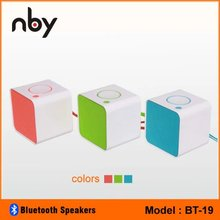 2016 New portable outdoor technology products computer wireless bluetooth speaker woofer professional cheap for mobile phone