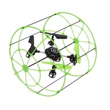 Sky Walker Matrix 1306 4-CH RC Quadcopter Climbing Wall Helicopter Running on the floor Climbing on the Wall(China)