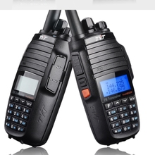 TYT UV800D walkie talkie two way radio 136-174/400-520MHz  3600mAh battery long standby CB ham radio equipment for hunting
