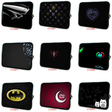 customize Laptop Cover notebook sleeve bag case for Apple Dell Lenovo HP 7 9.7 10 12 13.3 14 15 15.6 17 17.3 inch bag