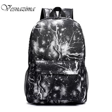 laptop backpack for man waterproof nylon men's rucksack travel daily bag pack rugzak black blue male backpacks mochilas(China)