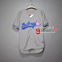 Men/Women Short Sleeve Dodgers Baseball Jersey Quick Dry Sport Hip Hop/Base Suit Jerseys/Shirt/Custom For Homme/Hombre/Mujer