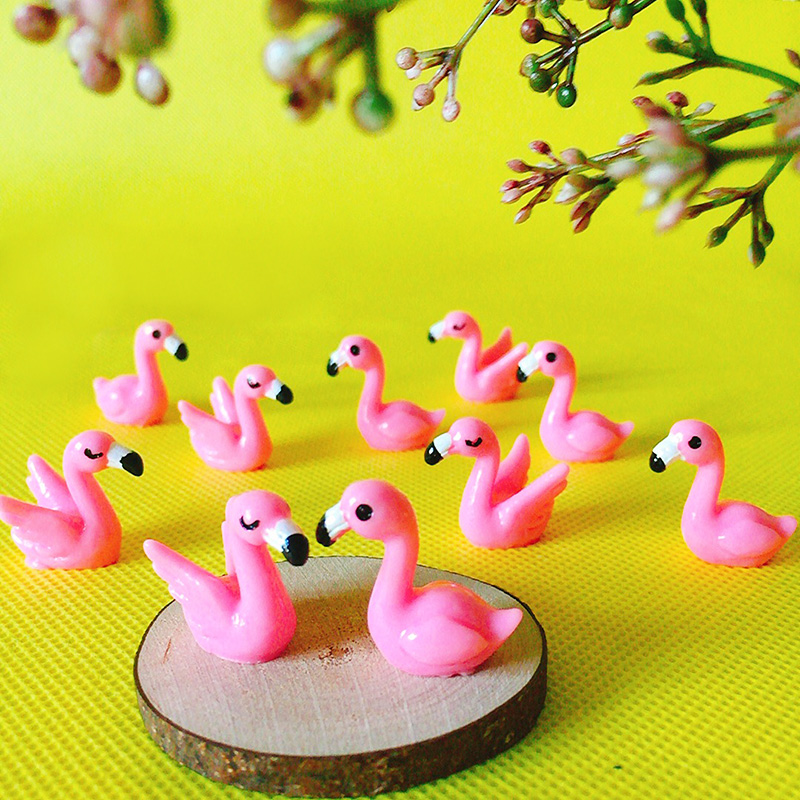 Miniature Fairy Garden Terrarium Kimono Dolls Set of 4