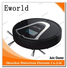 (Free to Russia) Eworld 2016 Hot Sale M884 ABS Material 4 Colors Vacuum Cleaners with Robot Vacuum Cleaner Mop for Home(China)