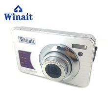 "18 Mega Pixels Compact Digital Camera DC-530A 8x Optical Zoom 2.7"" 1080 Mini Used Camera Video Recorder Face&Smile Detection(China)"