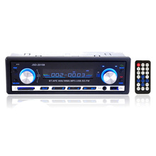 AUTO JSD Car Radio Bluetooth Stereo In-dash Head Unit Player MP3/SD/USB/AUX-IN/FM/iPhone(China)