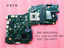Brand New For Toshiba Satellite C50 C55 C55T Motherboard Laptop HM65 V000325050 DB10F-6050A2566201-MB-A02