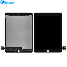 "Netcosy New Wholescreen For iPad Pro A1673 A1674 A1675 9.7"" LCD Display Touch Screen Assembly Replacement For iPad Pro 9.7""(China)"