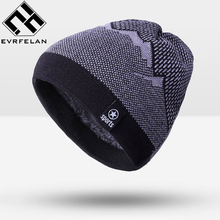 Cool!New Fashion Winter Hat Skullies Beanies Knit Cap For Men Women Hat Unisex Headgear Men Beanies Warm Cap Wholesale/Retail