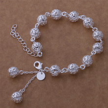 Silver Plated jewelry bracelet fine fashion bracelet top quality wholesale and retail