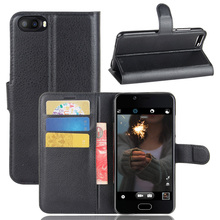 Buy Book Style PU Leather Case Cover DOOGEE Shoot 2 Flip Wallet Phone Bags Cases Stand DOOGEE Shoot 2 for $1.59 in AliExpress store