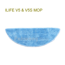 Buy Original ilife V5 mop Robot Vacuum Cleaner ILIFE model 2016 new Spare Parts replacement factory, 1 pc, free for $14.08 in AliExpress store