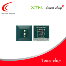 16pcs Compatible 006R01525 006R01528 006R01527 006R01526 toner cartridge reset chip for Xerox Color 550 560 570 copier(China)