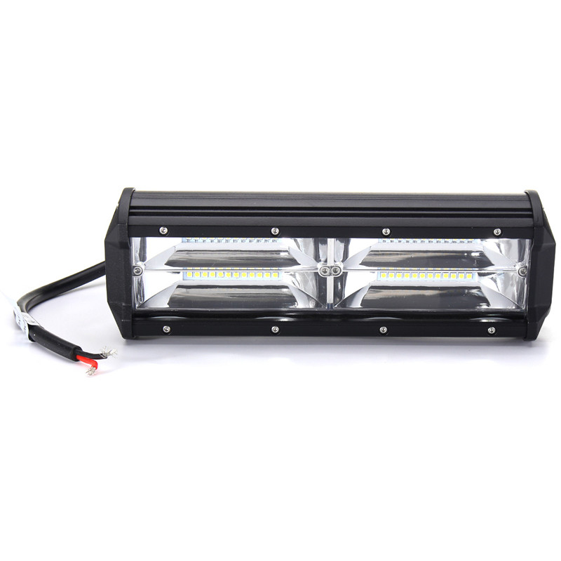 IP67 7inch 144W 21600LM 8D LED Work Light Bar Flood Lamp Driving Lamp For Jeep SUV ATV Offroad 4WD DC10-30V<br>