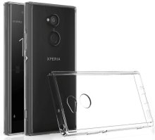 Buy Sony Xperia L2/ XA2/ XA2 Ultra Cover Slim Crystal Clear Transparent Soft TPU Silicon Case Cell Phone Protective Shell Bag for $1.40 in AliExpress store
