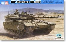 Hobby Boss 1/35 scale tank models 82441 Mecca Mk.IIID main battle tank(China)