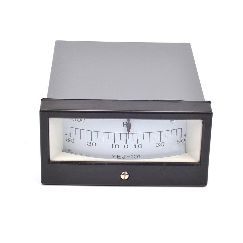 New YEJ-101 -5~5KPA Square Diaphragm Pressure Gauge Film Box Pressure Gauge Square Pressure gauge  Positive and Negative 5KPa<br>