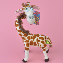 Madagascar Giraffe Plush Toy, Melman Baby Gift, Kids Doll Wholesale with Free Shipping