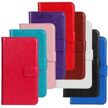 New Wallet Crazy Horse Leather Case For Xiaomi M2 Mi2 2S M2S Mi2S case with Stand card slot style Flip mi 2 cover case