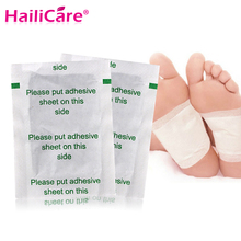 Kinoki Detox Foot Patches with Adhesive Foot care Bamboo Pads Stickers Improve health beauty Sleep Slimming health 10pcs