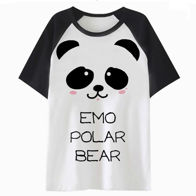900fd1bc738 Detail Feedback Questions about emo polAr bear t shirt cartoon ...