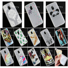 For Coque Moto G4 play Case Motorola G4 play Cover Silicone Case for Moto G4/G4 play Capa para Moto G4 play phone Cases(China)