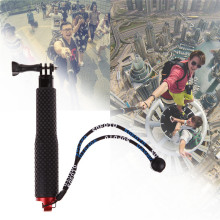 Gopro Aluminum Extendable Pole Telescoping Handheld Monopod with Mount Adapter for GoPro Hero 4 3+ 3 2 1SJ4000 Xiao Yi(China)