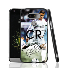 09129 cristiano ronaldo cell phone protective case cover for LG G5 G4 G3 K10 K7 magna