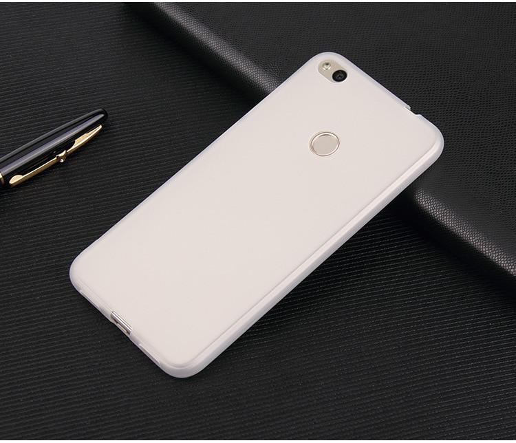 Xiaomi-Redmi-4X-5-15-inch-Matte-Candy-Solid-color-Cover-Silicone-TPU-soft-case-for
