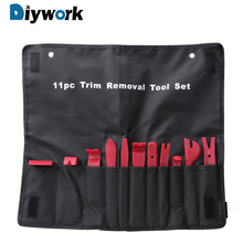 Buy Trim Removal Tool Set Door Molding Dash Panel Trim Tool Kit Nylon Storage Bag Auto Upholstery Tools 11pcs/set for $14.25 in AliExpress store