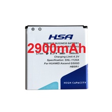 New Arrivals 2900mAh HB5R1 Battery Use for Huawei Ascend G500D G600 201HW Panama U8520 U8832 U8832D U8836D U8950 U8950D