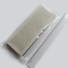 24cm x 9cm Hair Drawing Mat pu Skin Pad Holder for bulk brazilian indian hair extension styling tools