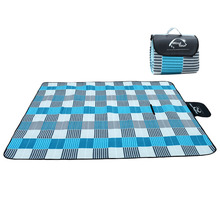 2017 Outdoor Picnic Mat Camping Baby Climb Plaid Blanket Beach Waterproof Moistureproof Picnic Blanket Baby Mat Camping Mat(China)