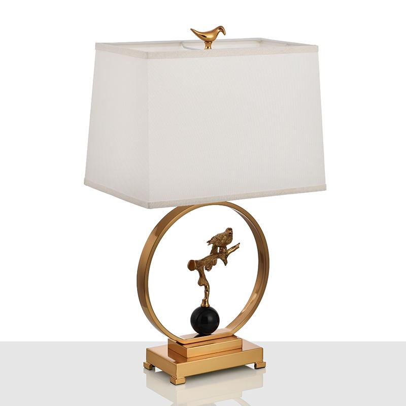 Birds Decoration Table Lamp 3