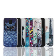 Fashion Paint Transparent Phone Case for UMI Rome Hard PC Shockproof Back Cover for Umi Rome Smart Phone Bag(China)