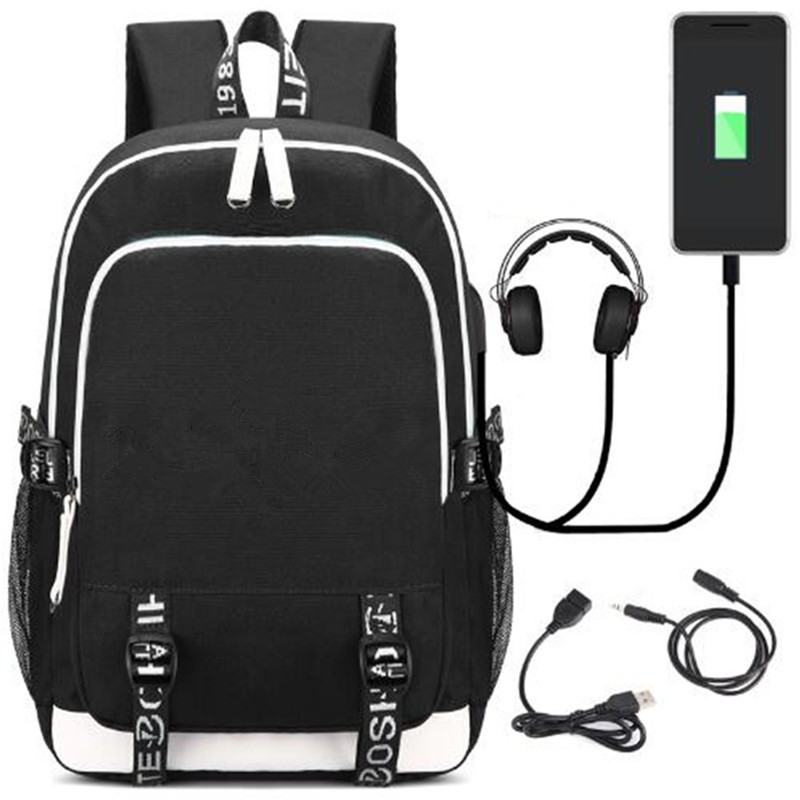 Aliexpresscom Buy Roblox Skull Backpack W Usb Fashion Port