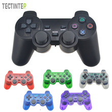 Buy Wireless Gamepad Sony PS2 Controller Playstation 2 Console Joystick Double Vibration Shock Joypad Wireless Controle for $8.69 in AliExpress store