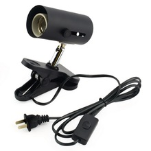 OCDAY Aquarium Reptile Light Holder Clamp Ceramic Infrared Emitter Heat Lamp Stand New Sale(China)