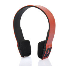 2017 Popular Wireless Bluetooth Headphone Earphone Handfree Stereo Bluetooth Headset With MIC Headband On-ear Newly Design Feb16