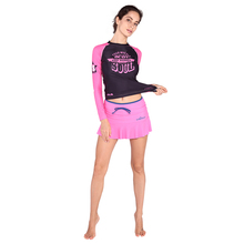 UV Protect Long Sleeve Surf Rash Guards Skin Suit Wetsuit Snorkeling Suits Swimwear Surfing Shirt Diving Pants Swim Skirt VY001