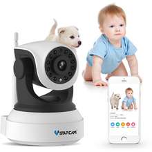 VStarcam C7824WIP 720P Wifi Security IP Camera Onvif IR Night Vision Audio Recording Surveillance Wireless HD IP Camera