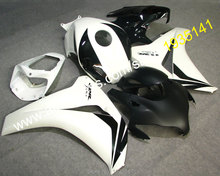 Hot Sales,For Honda CBR 1000RR 2008 2009 2010 2011 CBR1000 RR 08 09 10 11 ABS Plastic motorcycle fairing kit (Injection molding)(China)