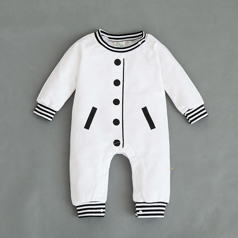 Unisex baby clothes Spring winter striped baby Rompers long sleeve jumpsuit newborn snowsuit Baby Boy Rompers costumes toddle<br><br>Aliexpress