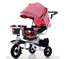 New children tricycle baby bike Baby carriage(China)
