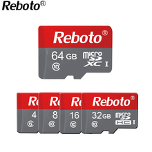Red and Gray Micro sd card 64gb memory card 32GB class6 mini sd card TF Card 4GB 8GB 16GB class10 Microsd for Smartphone Tablet(China)
