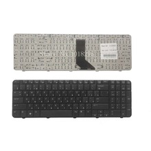 NEW Russian keyboard For HP Compaq Presario CQ60 CQ60-100 CQ60-200 CQ60-300 G60 G60-100 RU laptop keyboard