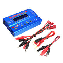iMAX B6 Lipro NiMh Li-ion Ni-Cd RC Battery Balance Digital Charger Discharger